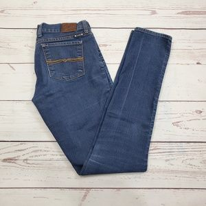 Lucky Brand Charlie Skinny Jeans Size 6 / 28 Long